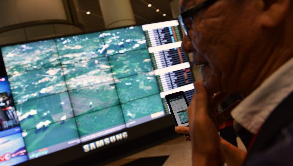 Prosigue la búsqueda del avión malasio