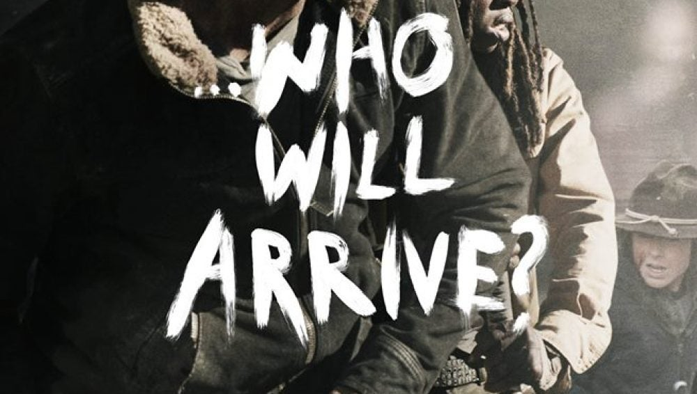 Who will arrive?