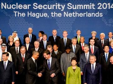 Los líderes mundiales se reúnen en la Cumbre de Seguridad Nuclear