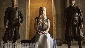 'Juego de Tronos' temporada 4 - Nuevas fotos (Entertainment Weekly)