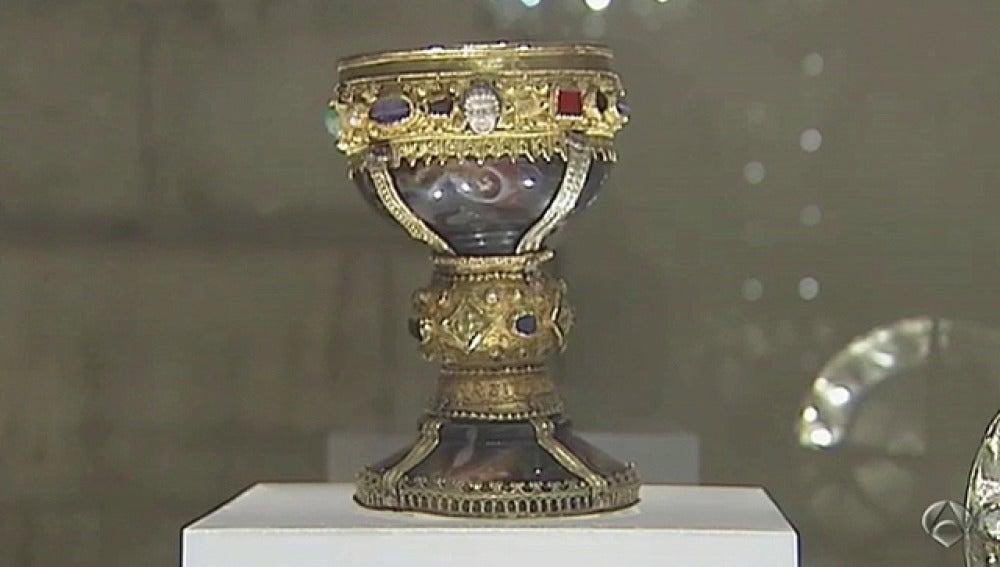 El cáliz de doña Urraca, el nuevo Santo Grial según un estudio