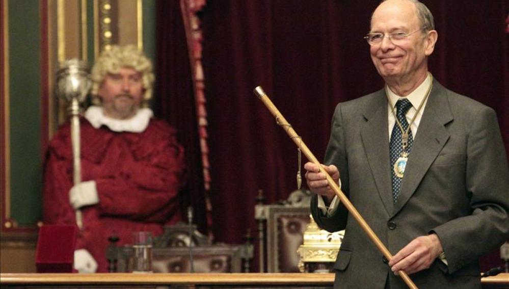Ibon Areso, el nuevo alcalde de Bilbao
