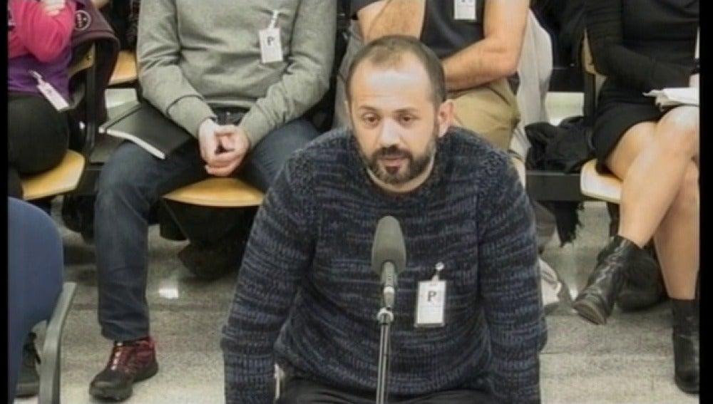 Arranca el juicio contra los jóvenes que asediaron el Parlament en junio de 2011