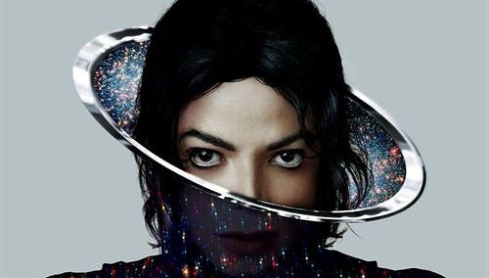 Portada del nuevo disco de Michael Jackson, 'Xscape'.