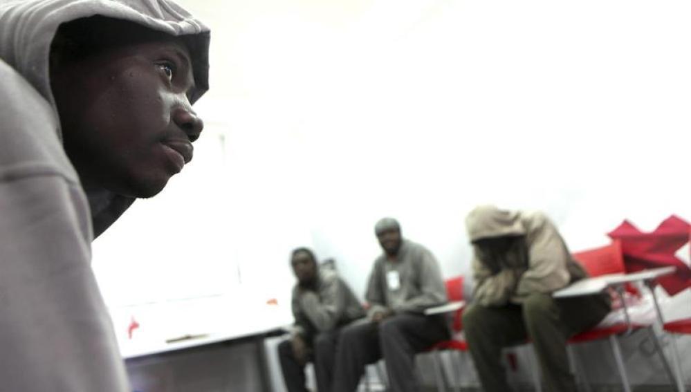 Los inmigrantes han sido rescatados y todos se encuentran en buen estado de salud