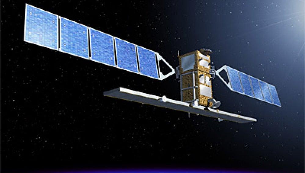 El satélite 'Sentinel 1'