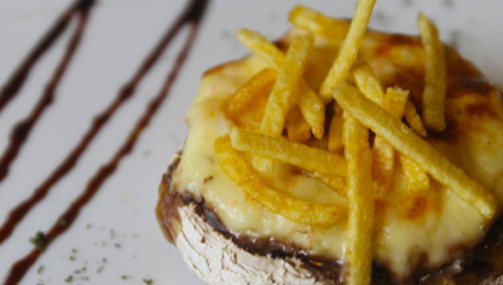 Bienmesabe, comida de producto en Málaga.
