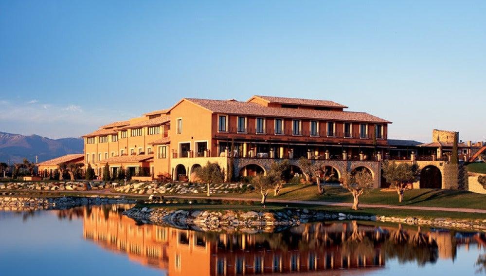 El Hotel Peralada es un lugar idóneo en el que disfrutar de los beneficios del vino en su wine spa.