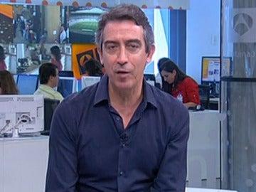 Alejandro Dueñas, director de Noticias 2