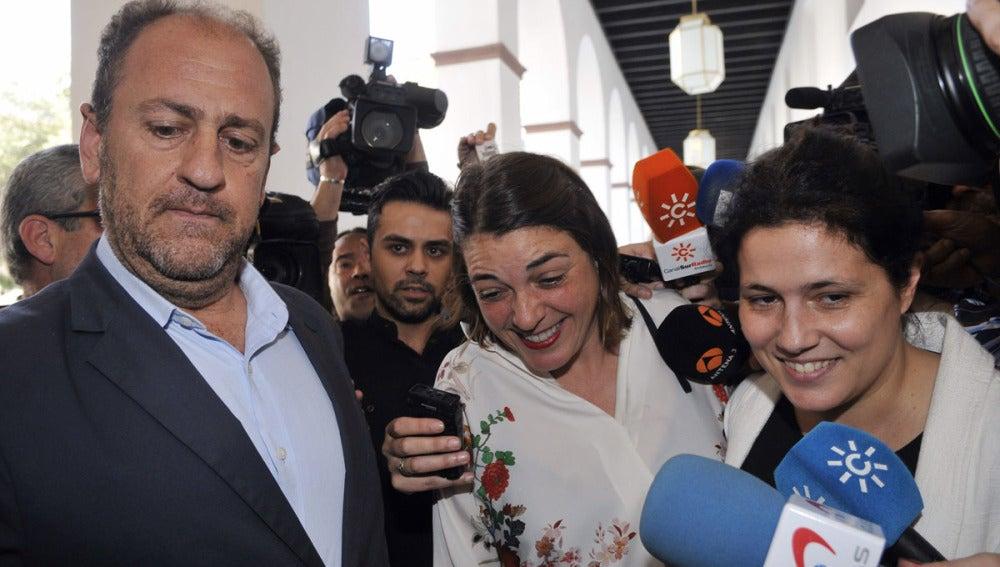 Elena Cortes, consejera de Fomento y Vivienda de la Junta de Andalucía