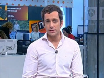 Álvaro Zabcajo, director de Noticias Fin de Semana