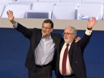 Rajoy apoya a Cañete