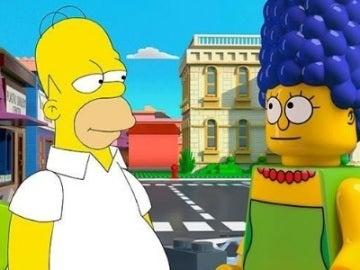 Primera imagen del epsiodio 'Brick Like Me' - Los Simpson