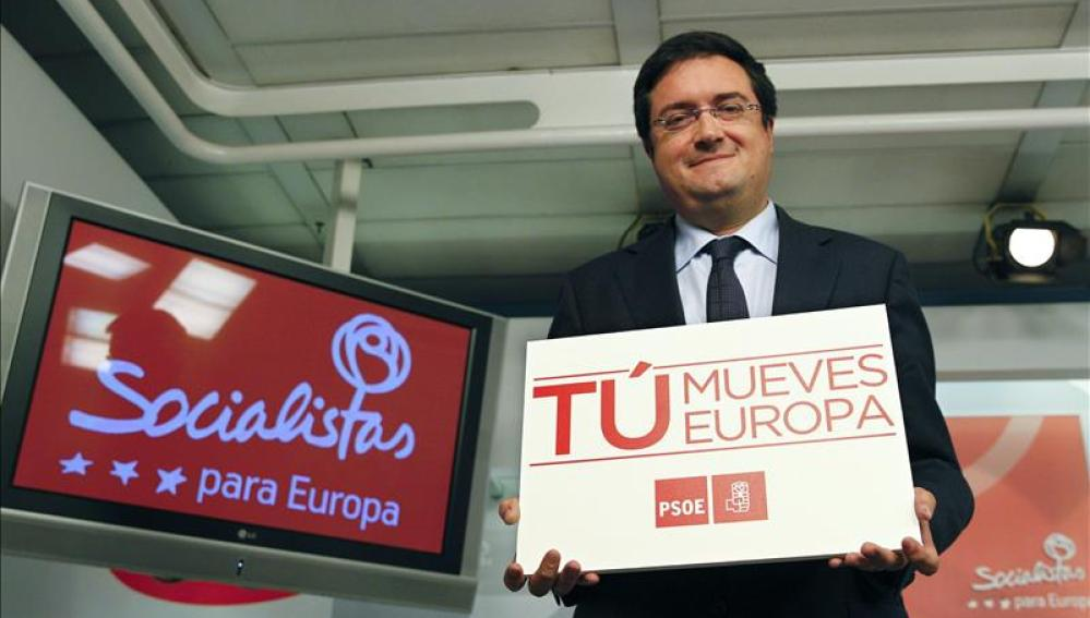Óscar López anuncia la campaña para las europeas
