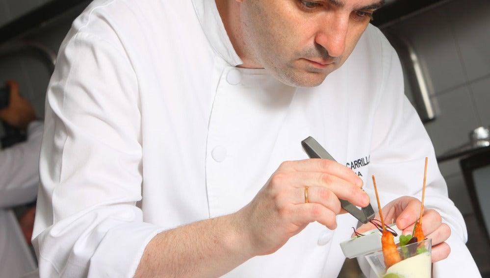 José Rojano, chef de La Terraza