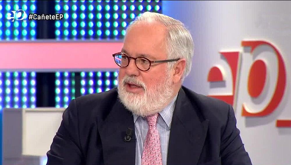 Arias Cañete en Espejo Público