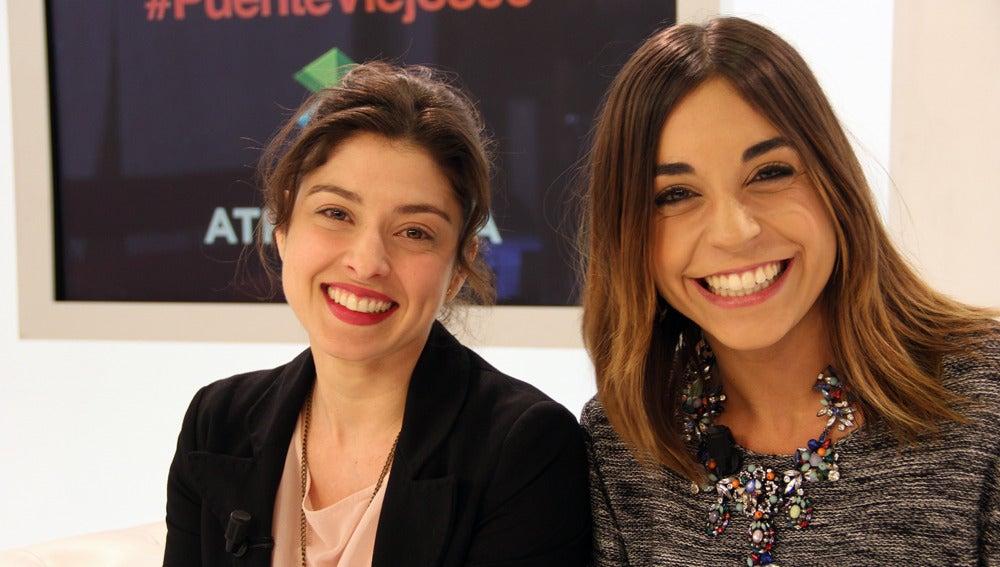 Videoencuentro con Carlota Baró y Aida de la Cruz