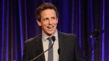 Seth Meyers presentará la gala de los Emmys 2014