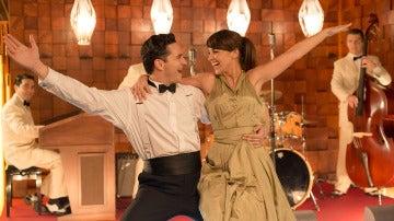 Raúl y Ana se divierten