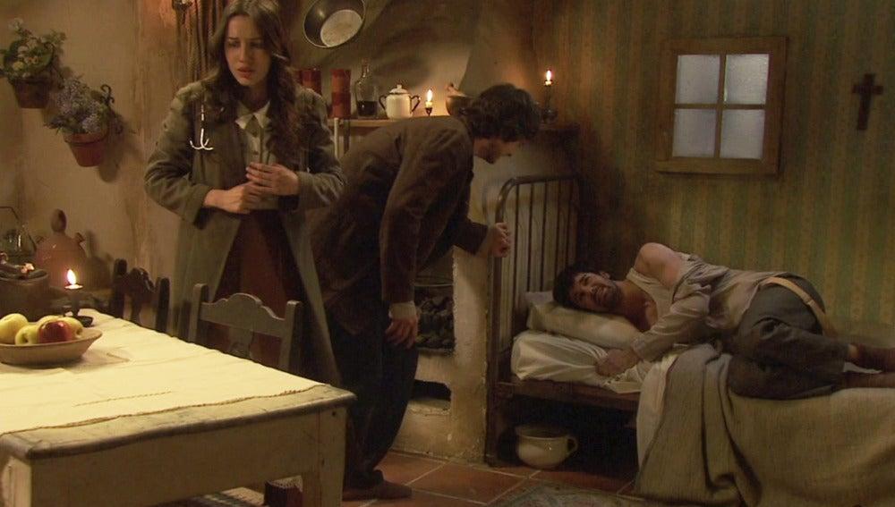 Isidro está muy grave y se muere