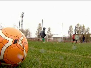 Violencia fútbol infantil