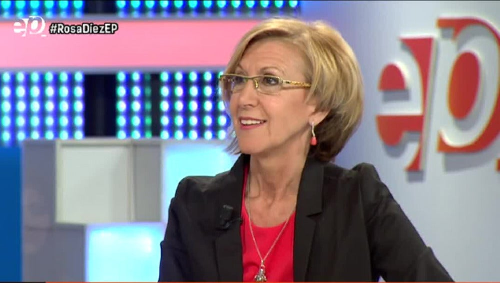 Rosa Díez en EP.
