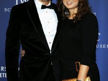 Roger Federer y su mujer Mirka, padres de gemelos otra vez