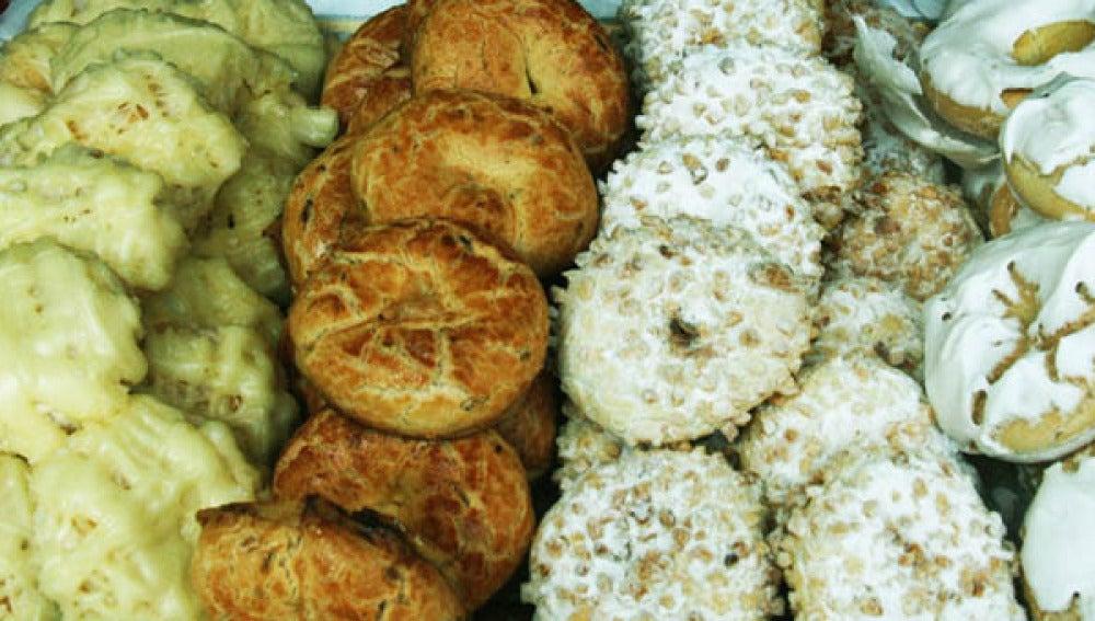 Las populares rosquillas de San Isidro. Listas, tontas, de Santa Clara y nuevas versiones.