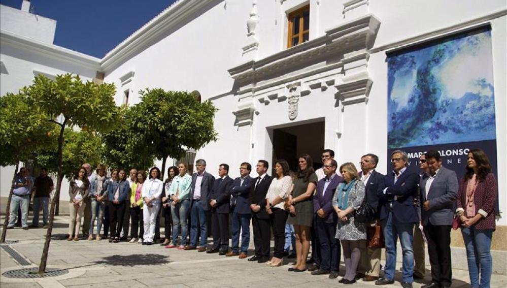 El Ayuntamiento de Monterrubio de la Serena ha convocado un minuto de silencio