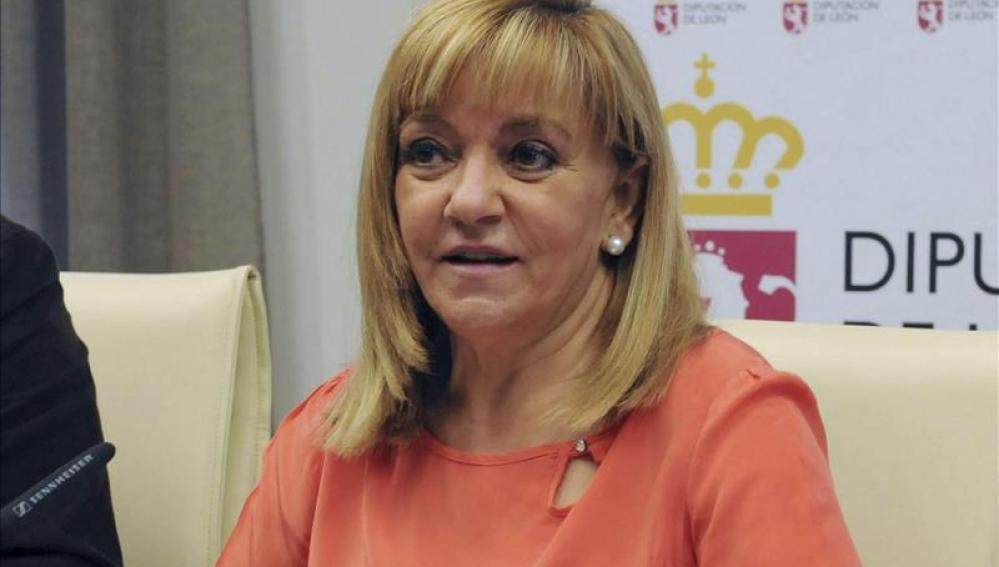 Asesinada la presidenta de la Diputación Provincial de León