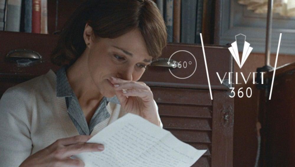 La carta 12 de Velvet
