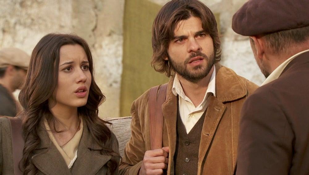 ¿Encontrarán Aurora y Gonzalo a Jacinta?