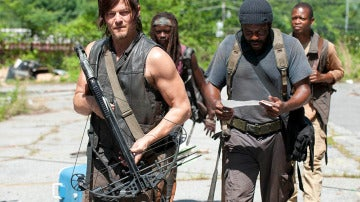 Daryl Dixon,  Michonne, Tyreese Bob Stookey