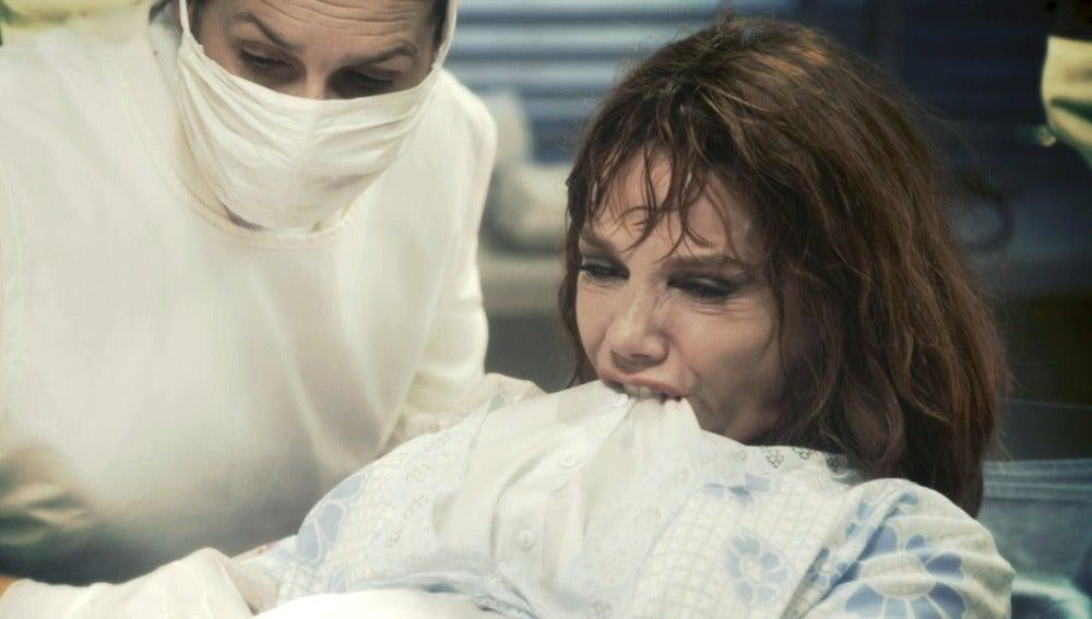 El parto de Fernanda