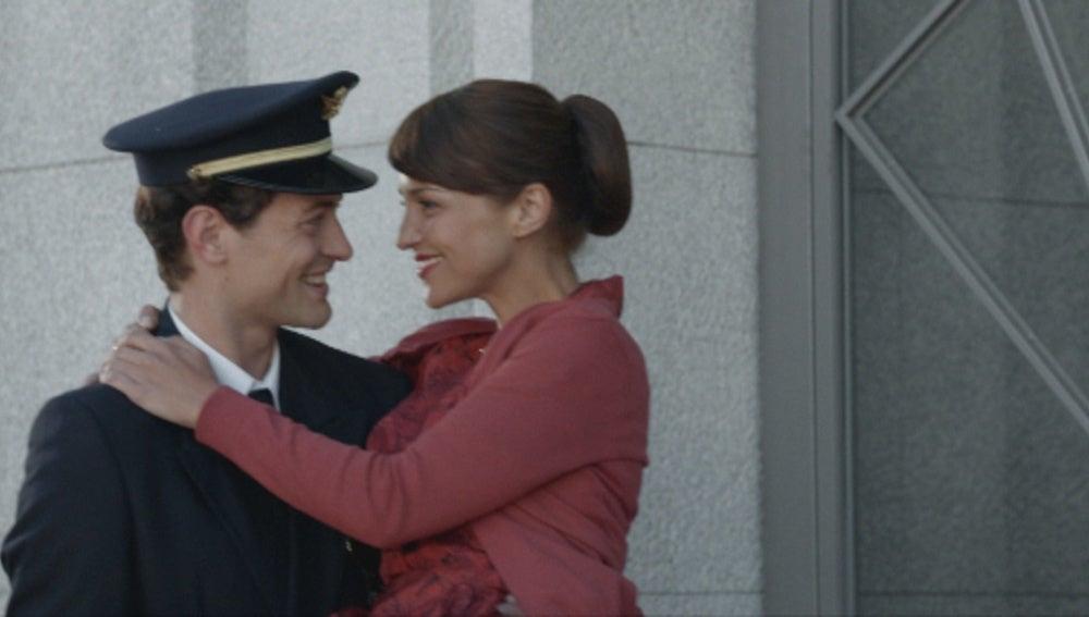 Ana conoce a Carlos