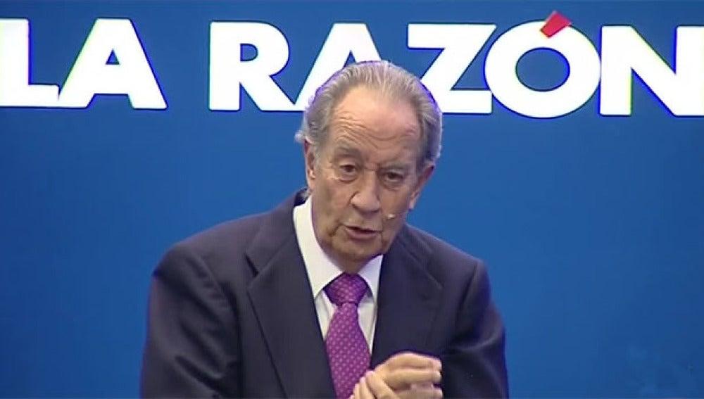 Villar en La Razón