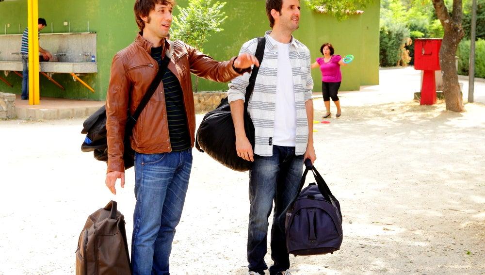 Ángel y Rubén vuelven