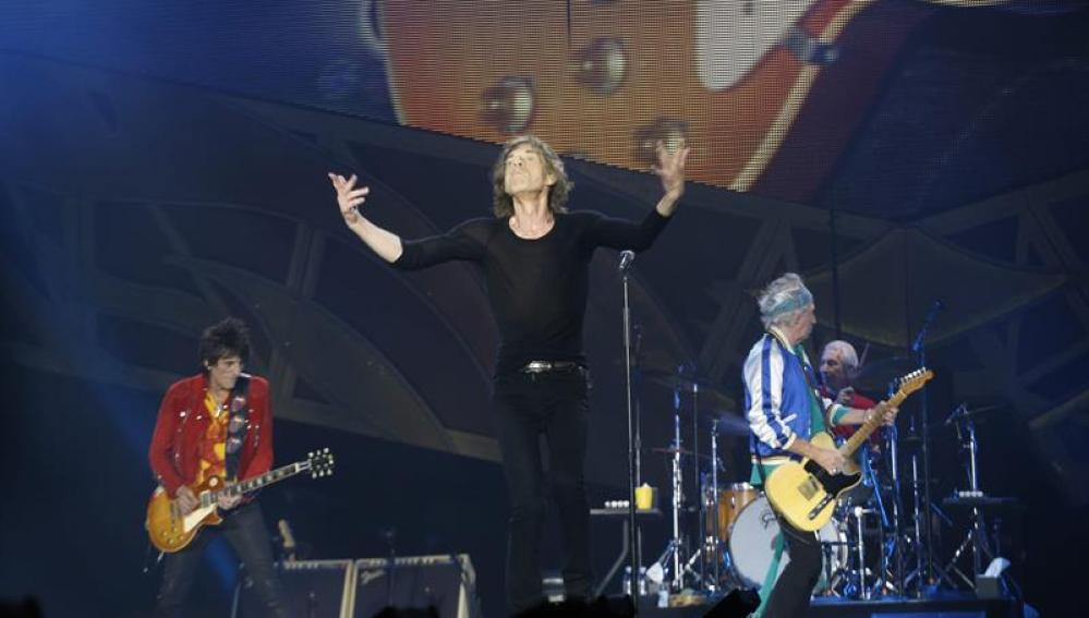 El cantante de Rolling Stones Mick Jagger