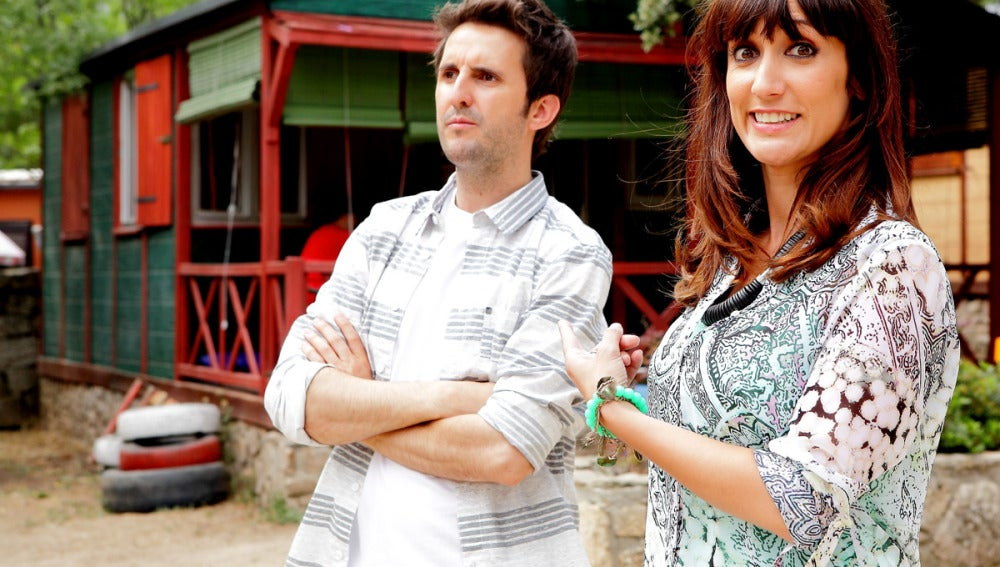 Julián López y Ana Morgade