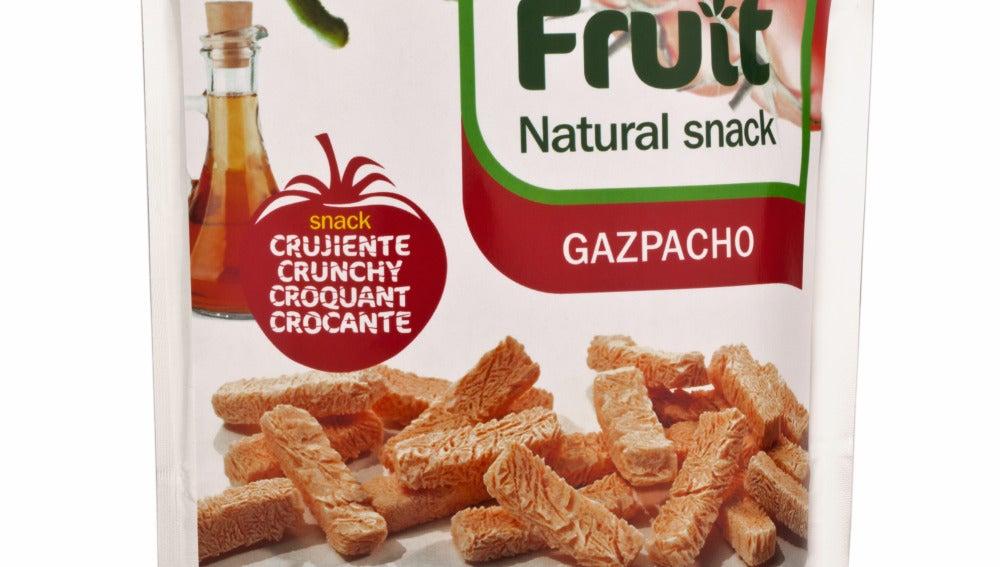 Si pensabáis que en gazpacho estaba todo inventado, estabáis equivocados: faltaba la versión snack.