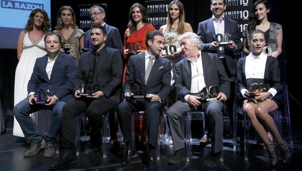 Premios La Razón