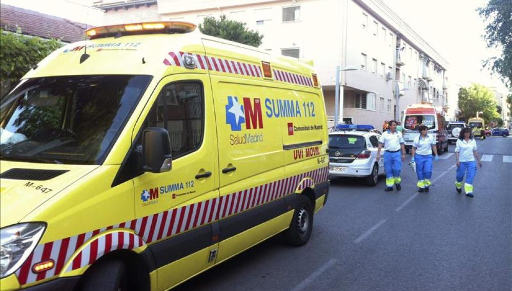 La mujer fallecida tenía 54 años y era vecina de la localidad madrileña de Pinto