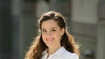 Nuria Gago es Clara Cortina