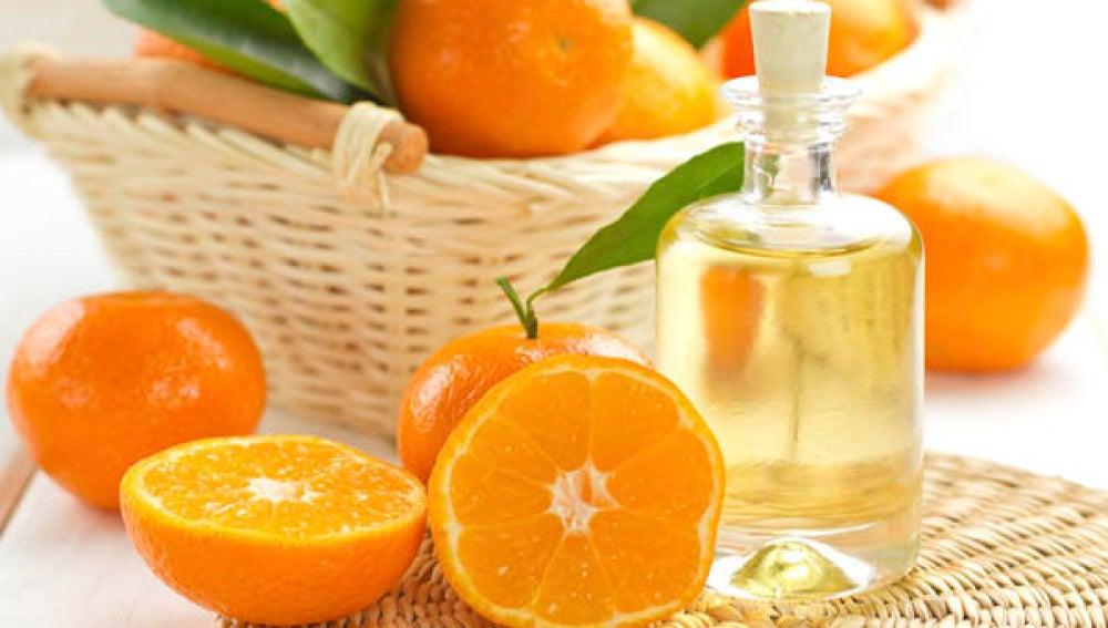 La vitamina C de las naranjas hace maravillas.