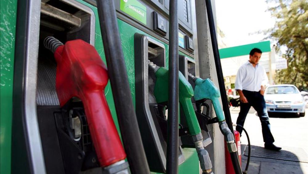 Surdidor de combustibles