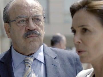 Enrique y Luisa en 2013