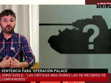 Jordi Évole sobre Operación Palace