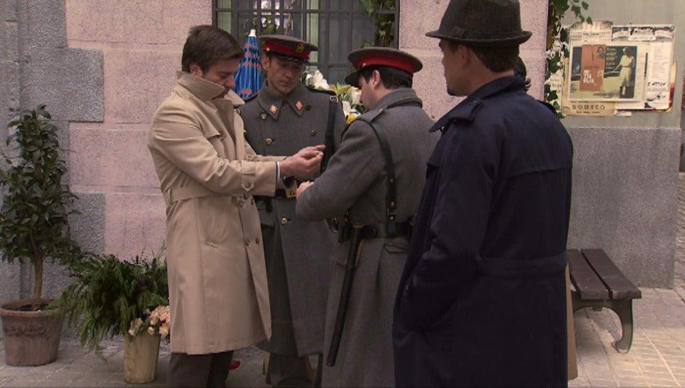 Héctor es detenido