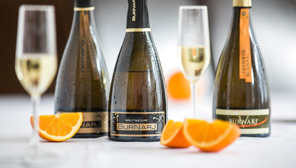 Un vino espumoso... ¡de naranja! y made in Córdoba.