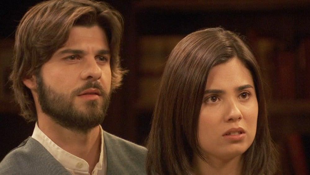 ¿Fernando pondrá trabas al futuro matrimonio de María y Gonzalo?